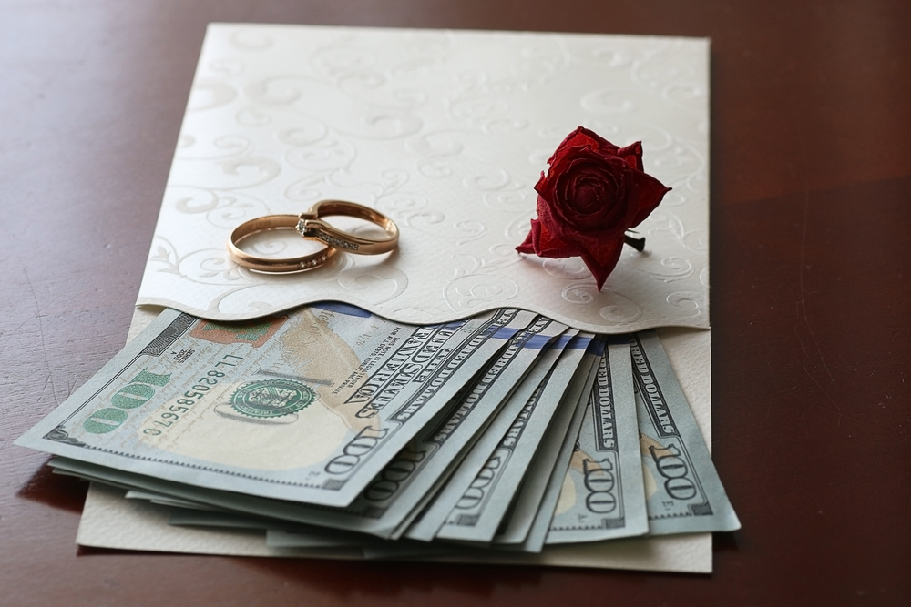 How Much Money For Wedding Gift 2015 Uk : Wise Uses of Your Wedding Gift Money St.Elias Centre