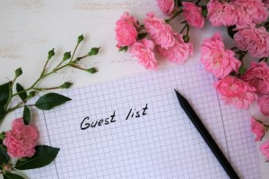 How to Slim Down Your Guest List