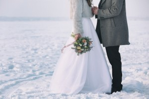 5 Perks of Winter Weddings