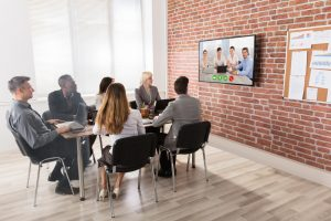 Ways to Keep a Video Conference On Schedule and On Topic