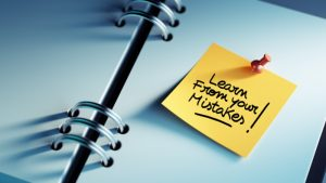 Five Mistakes Event Planners Make