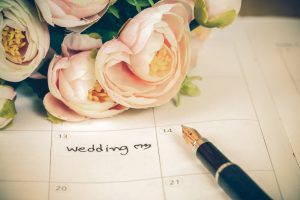 5 of the Most Popular Wedding Dates