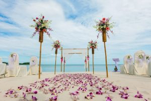 Pros and Cons of a Destination Wedding vs an In Town Wedding