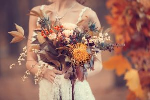 5 Ideas to Incorporate into Your Fall Wedding